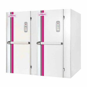 armoire à fermentation double caplain machines