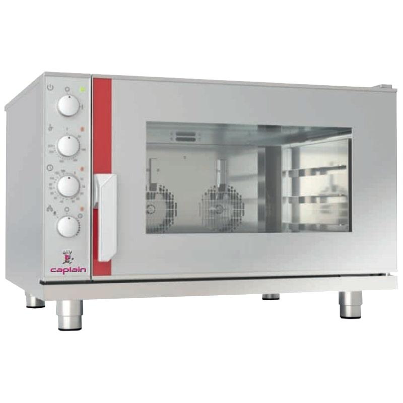 four ventilé caplain machines