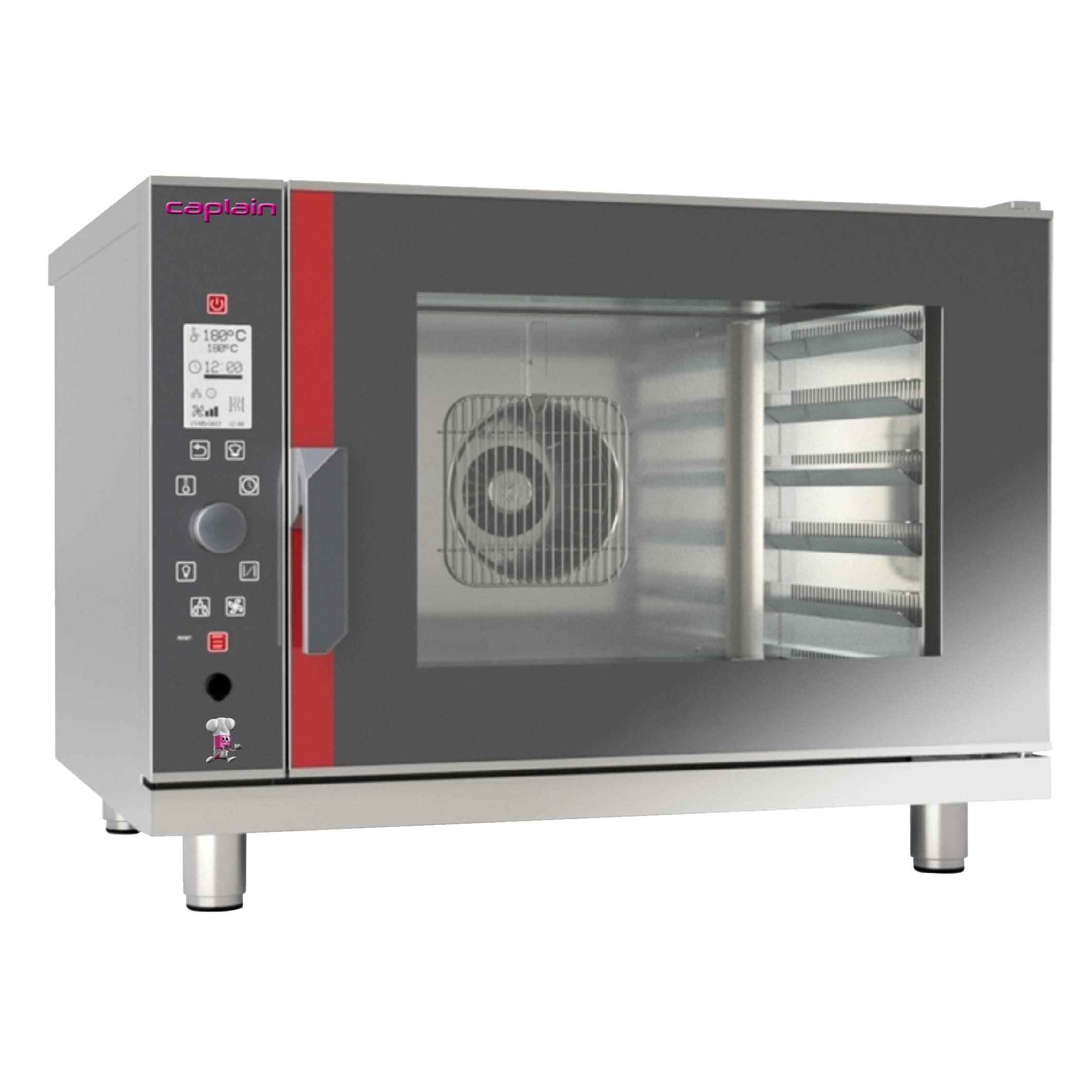 four ventilé premium caplain machines