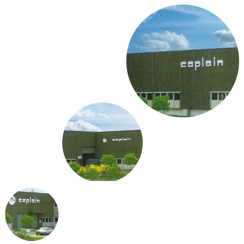 CAPLAIN MACHINES - USINE
